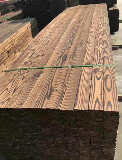 北京碳化木,北京碳化木厂,北京碳化木加工批发
