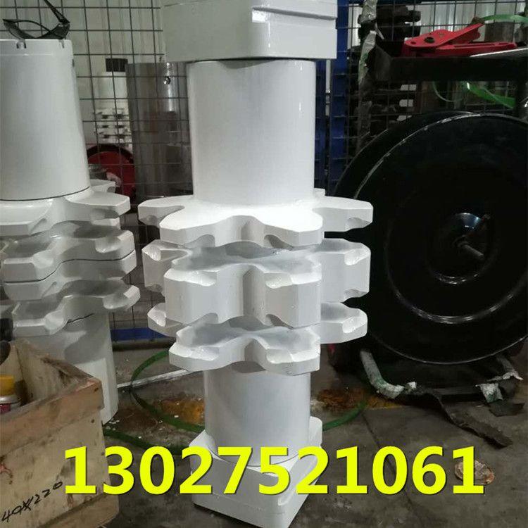 830刮板机52Z2202链轮 52Z2202链轮轴组熔敷