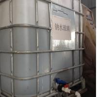 使用KPI密实性耐酸水玻璃胶泥粘接花岗岩和耐酸砖