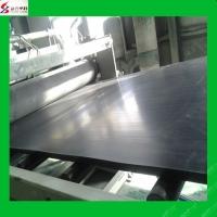 pvc黑色硬板塑料板 雕刻机吸附台面板 25mm30mm