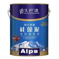 久巴阿尔卑斯硅藻泥全效墙面漆