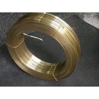 电工接地扁铜线,黄铜扁线,电机扁铜条,插头扁铜线