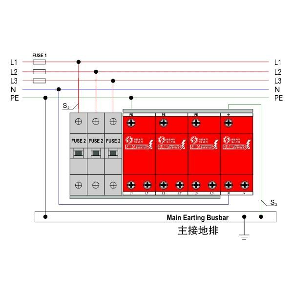 sl t1_4p_安装接线图