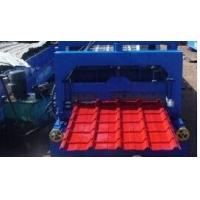 820琉璃瓦压瓦机彩钢瓦楞板设备厂家现货销售上门维修安装