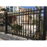 尊贵优质别墅铝艺护栏