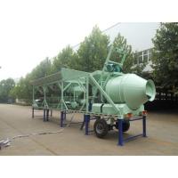 YHZM30新型移动式混凝土搅拌站