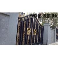 深圳专业铁艺门制造厂家包安装