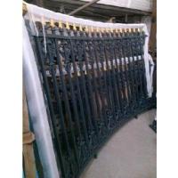 厂家直销别墅护栏 豪华庭院围栏