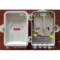 12芯光纤分线箱1分8光分路器箱