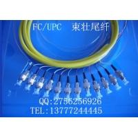FC/UPC12芯束状尾纤鸭嘴跳线