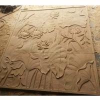 晨雨砂岩-浮雕