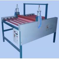 特制加热型晶钢门贴膜机