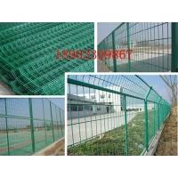 西安镀塑护栏网专用高速、市政、车间的护栏网