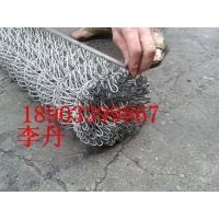山西鍍鋅煤礦勾花網-陽泉窩邊支護網-專用護頂掛網