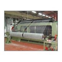长沙公路边坡双拧机编铁丝网φ2.0-50镀锌铁丝网绿化护网