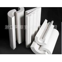 微孔硅酸钙管壳/电厂石化厂设备和管道系统以及供热管网系统专用