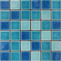 游泳池冰裂纹马赛克 复杂裂纹马赛克 厚裂纹马赛克