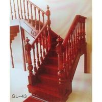 格林楼梯-实木楼梯系列 GL-43
