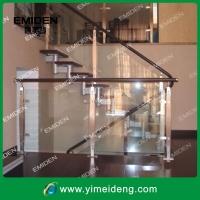 意美登楼梯玻璃扶手YMD-0318