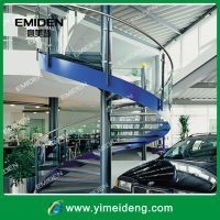 新款YMD-0005室内实用中柱旋转楼梯