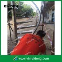 供应室外旋转楼梯YMD-013