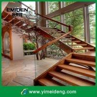 意美登YMD-0092室内整体钢木楼梯