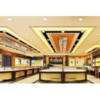厦门柏伊松眼镜展示柜款式的选择颜色的搭配