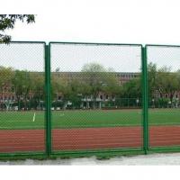 篮球场用围栏  运动厂外围围栏  公路绿化带用围网