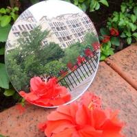 供应亚克力圆形镜片,亚克力形状激光定制