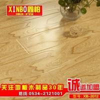 家装木地板E1级环保优质复合地板自产自销