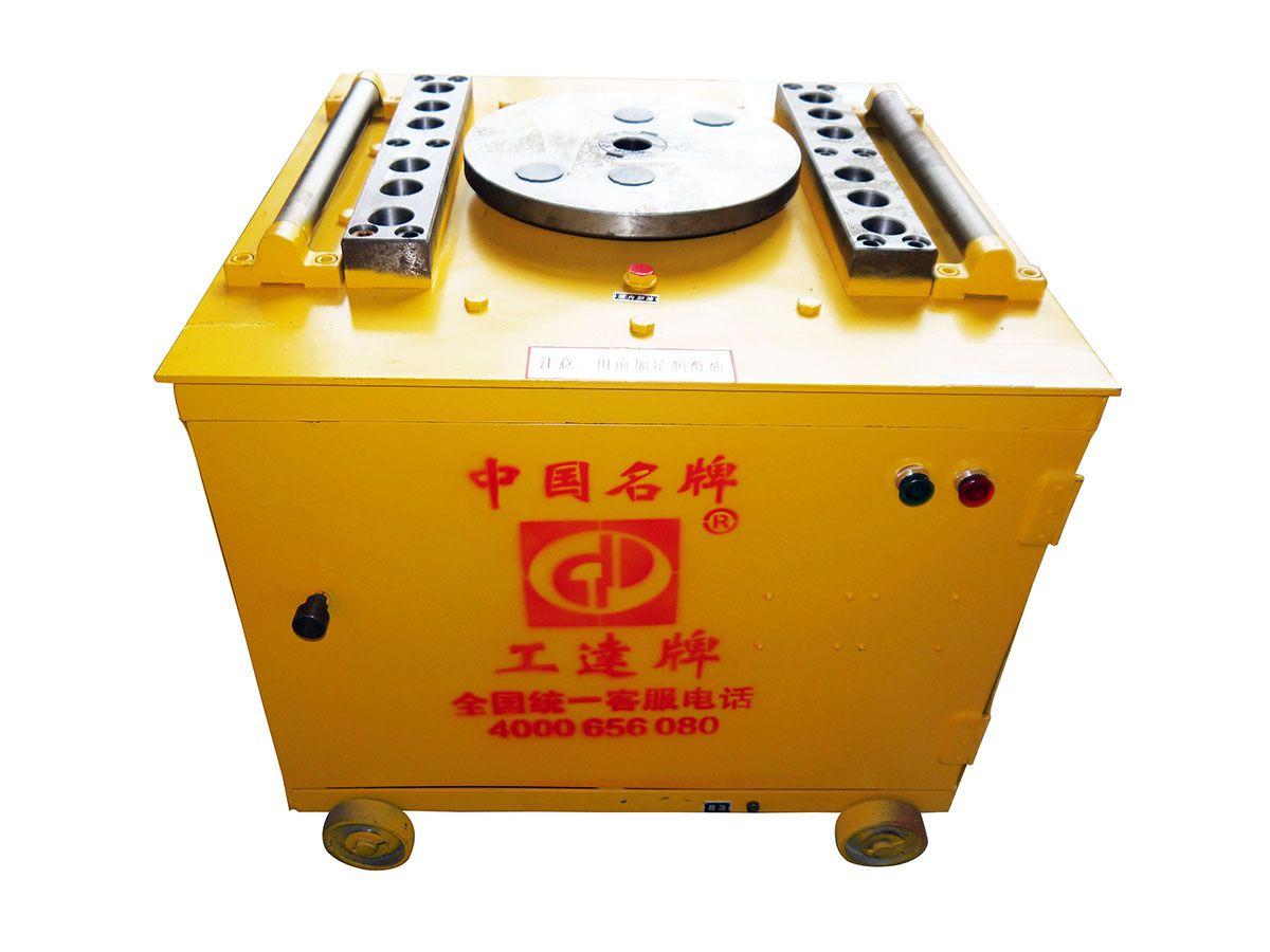 工达-GJ7-40型钢筋弯曲机