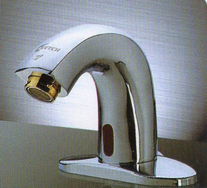 科洁感应洁具 全自动感应水龙头 KT 2001 8