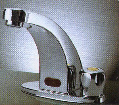 科洁感应洁具 全自动感应水龙头 KT 2001 7