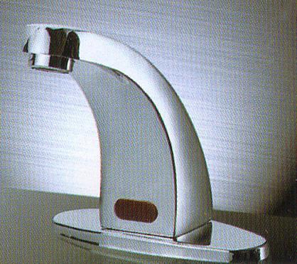 科洁感应洁具 全自动感应水龙头 KT 2001 6