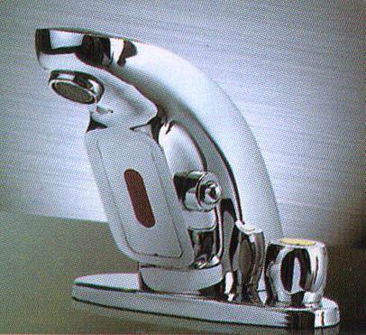 科洁感应洁具 全自动感应水龙头 多功能 KT 2001 4