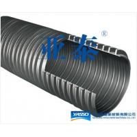 塑钢缠绕管、复合缠绕管HDPE塑钢缠绕管