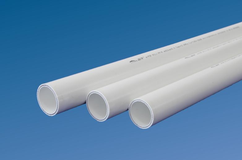 湖北蓝洋感应熔接PSP钢塑复合压力管-主立管-