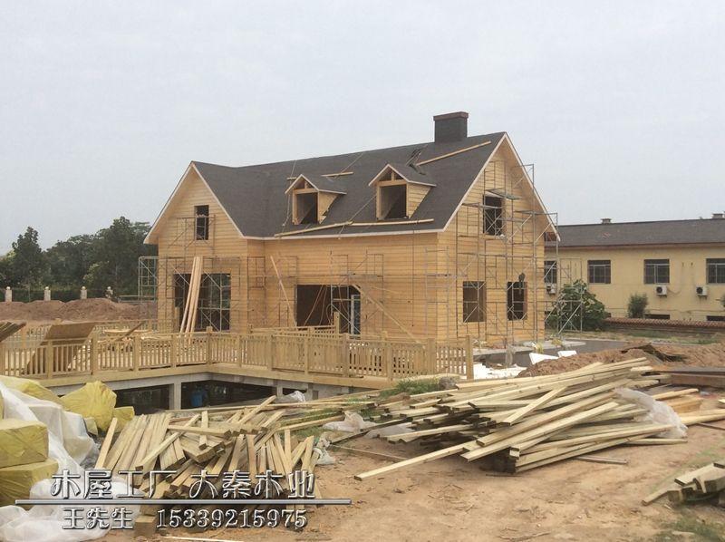 树屋,木别墅,景区木屋,度假木屋,木头房子,木制别墅