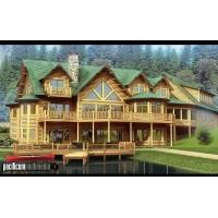 木屋别墅价格、木屋别墅、小木屋