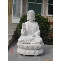 1.2米,1.5米,1.8米汉白玉青石石雕佛像