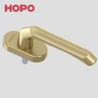 HOPO 铝合金平开门平开窗PH809方轴执手