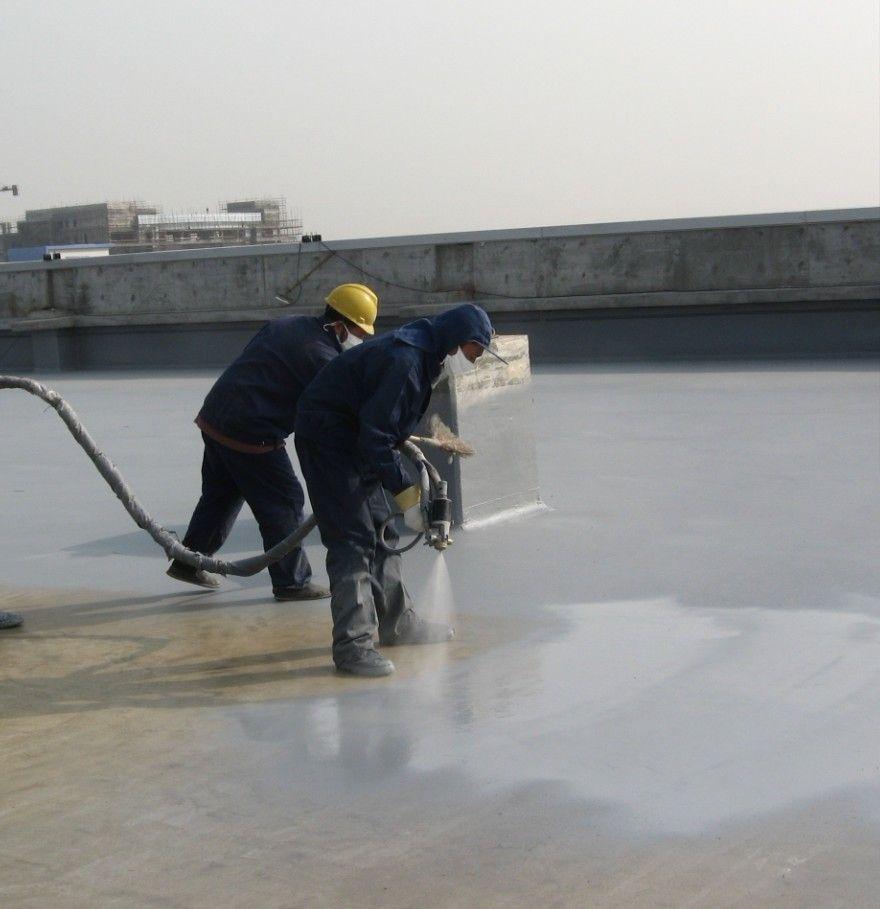 聚脲弹性防水涂料屋面防水