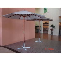 太陽傘--木傘--遮陽傘