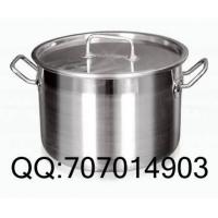 不锈钢大汤锅