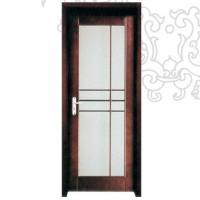 工艺玻璃门丨陕西西安牧格门业