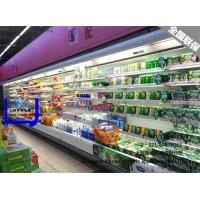 上海风幕柜爆款、饮料展示柜、麻辣烫柜、冷冻冷藏柜