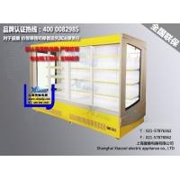 上海夏酷风幕柜、、直冷柜