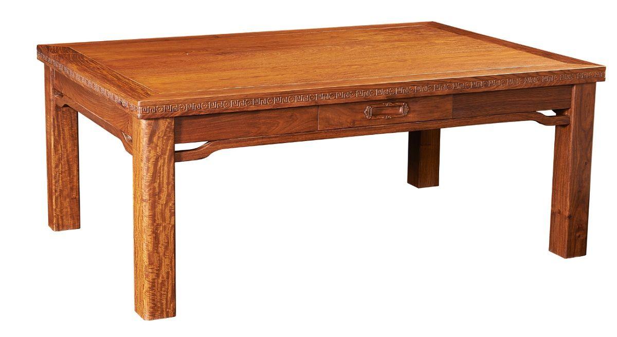 红木办公家具,紫檀木韵系列实木班台,纯实木大班桌,中式班台