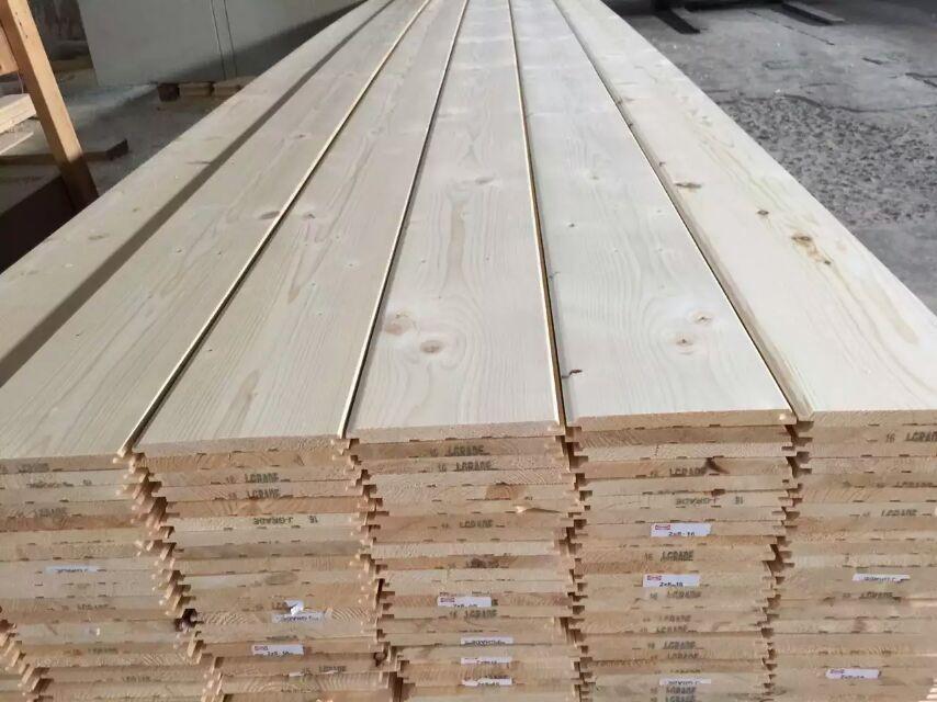 木屋别墅外墙-平挂板-批发直销