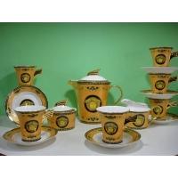 骨瓷杯碟套装 15头骨瓷欧式咖啡具